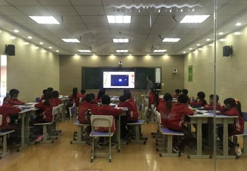 宏�教育解决方案助力风眠小学打造智慧校园