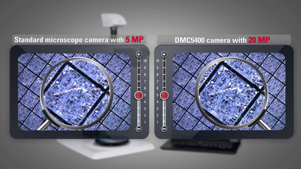 【新品发布】 每个细节都很重要,徕卡发布CMOS 彩色数字显微摄像头DMC5400